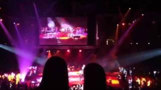 Gloriana concert at ca state FFA concert