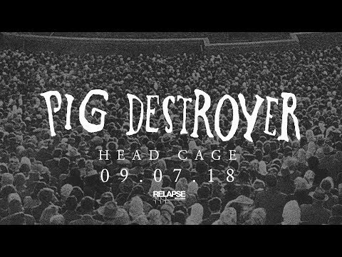PIG DESTROYER - Head Cage [Trailer]