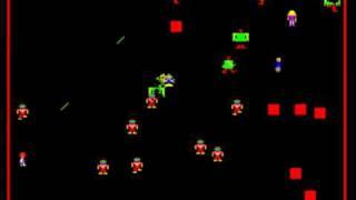 Robotron 2084 Arcade game