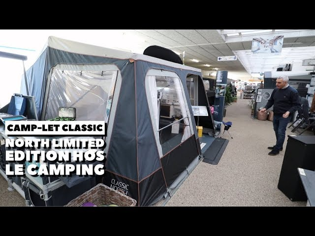 Camp Let Classic North Limited Edition fra LE Camping