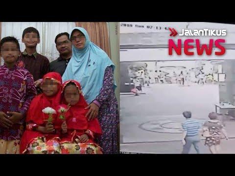 KRONOLOGI LEDAKAN BOM DI GEREJA SURABAYA - JalanTikus News