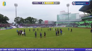 Download Video Arema TV - Live Stream - Arema FC vs Barito Putera MP3 3GP MP4