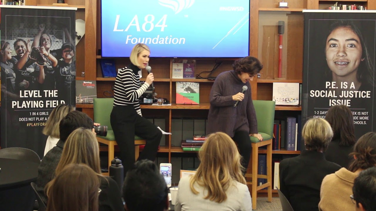 Audio/Video Archives - LA84 Foundation