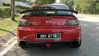 The Forgotten Brother, Mazda Rx8, review with Aizul Johann |EvoMalaysia.com