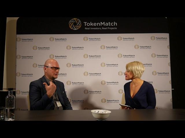 AERUM Interview -TokenMatch Barcelona October 19, 2018
