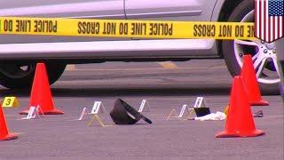 Хороший парень с пистолетом убил грабителя
