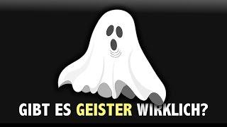 Gibt es Geister wirklich - so kannst du echte Geister sehen!