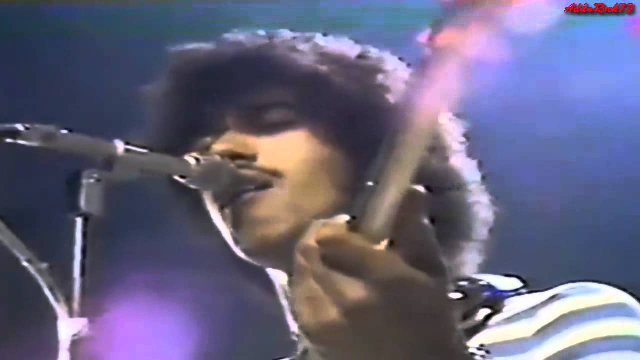 Thin Lizzy The Boys Are Back In Town Live 1976 Youtube