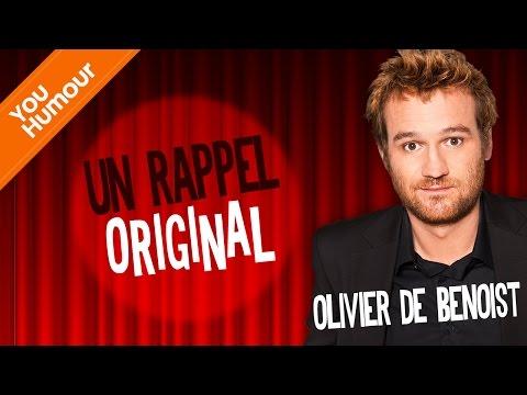 OLIVIER DE BENOIST - Un rappel original