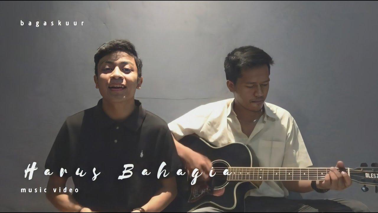 Harus Bahagia - Yura Yunita | bagaskuur (cover akustik)