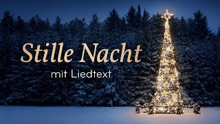 """Discover the lyrics of your favourite christmas carols. join clare college singers and sing along to classic german carol """"stille nacht""""!te..."""