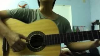 Ru lại câu hò guitar cover