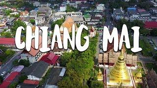 Chiang Mai Travel Vlog | THAILAND