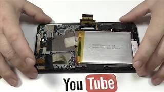 замена дисплея и сенсора на планшете Digma. Самостоятельная замена дисплея и сенсора