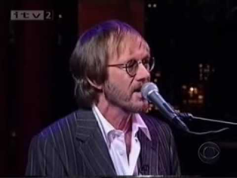 Warren Zevons last Letterman appearance part 4