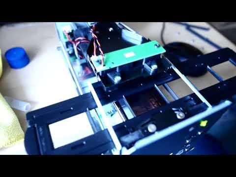 Test Scanner Plustek 8200i   FunnyCat TV