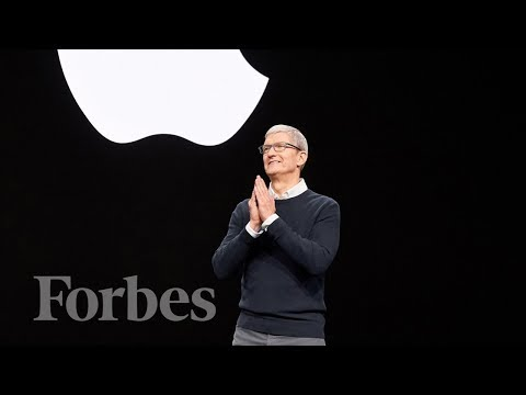 Apple Announces Streaming Service; Tech Giants Reveal Government Data Requests | Forbes Flash