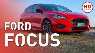 FORD FOCUS (2019) 1.5 EcoBlue ST-Line: recensione e prova su strada thumbnail
