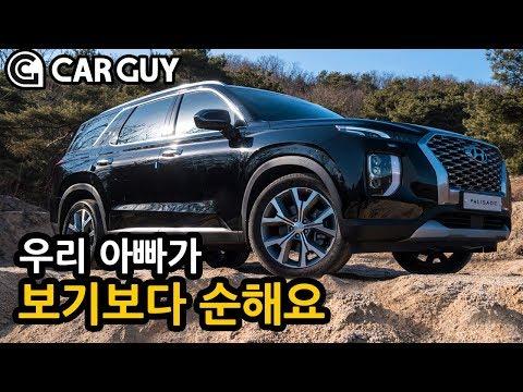 [카가이] 이것은 SUV인가 미니밴인가..현대 팰리세이드 3.8 GDI 가솔린+뒷좌석 시승[2020 HYUNDAI Palisade V6 3.8 GDI Review]