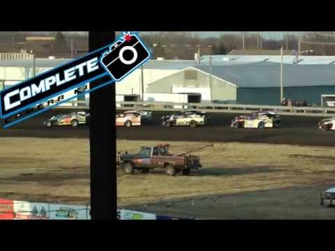 Sport Mod Feature Algona Raceway 04-05-14