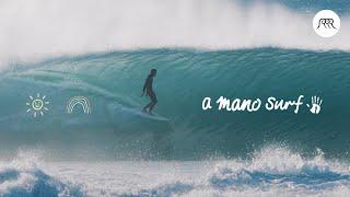 Australias Beautiful Surfing Film \A MANO SURF\