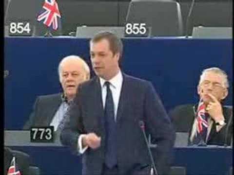 END OF NATIONS - EU Takeover & the Lisbon Treaty
