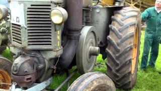 Mie Tracteur , Landini Hotbulb , Gloeikoppers Weekend 2012 Wortel