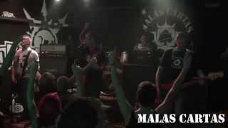 MALAS CARTAS- Repulsión (Skorpions Über Alles 10-10-14)