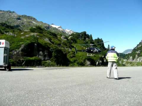 Swiss Helicopter Club Event 09 Steingletscher-Sust...