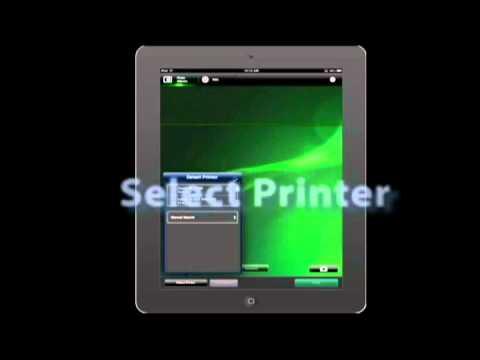 Canon Mobile Print App
