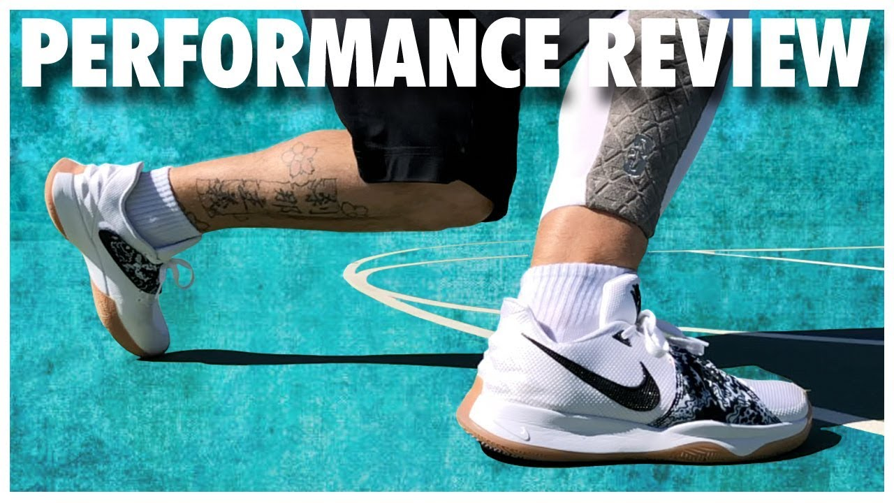 8e6a67878bd0 Nike Kyrie Low Performance Review - YouTube