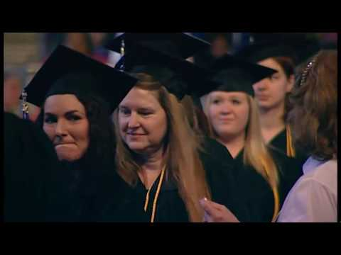 Full Graduation May 2016