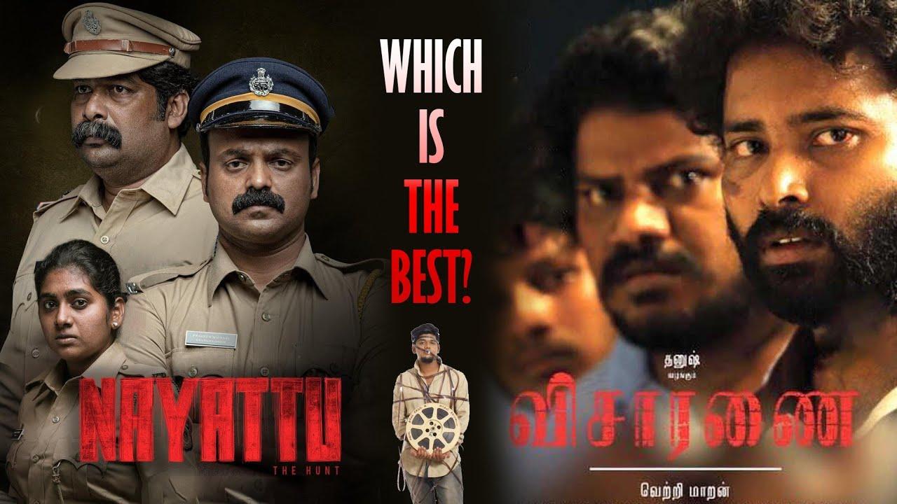 Which one is the best? Nayattu Vs Visaranai | Martin | Vetrimaaran | Open Pannaa