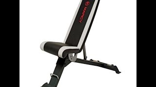 Weight Bench Review Home Gym Equipment Garage Gym Bench