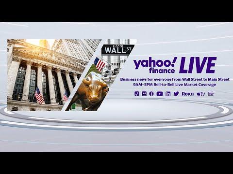 LIVE: Market Coverage: Monday September 20 Yahoo Finance