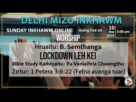DMI | Inkhawm Online | 10.May.2020 | 008