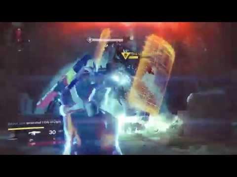 Destiny Clip:Oh the orbs!
