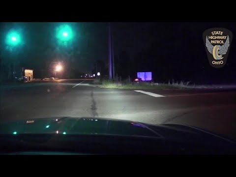 Dash-cam Video Shows High-speed, Wrong-way Chase Through Trumbull County