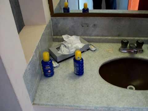 Badezimmer Besichtigung Im Hotel