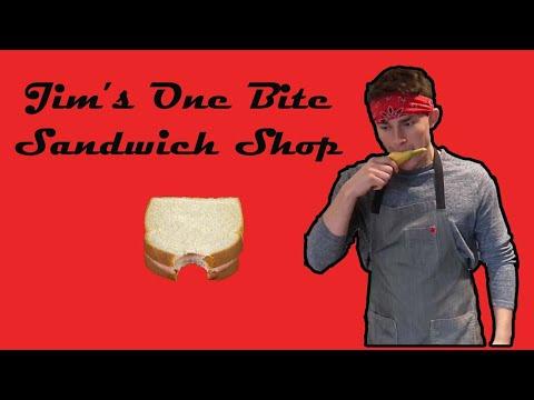 Jim's One Bite Sandwich Shop