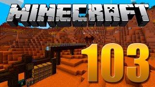 Farm de Flores / Mina de Argila - Minecraft Em busca da casa automática #103.