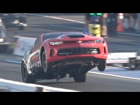 NHRA Factory Stock Drag Racing | ST. LOUIS