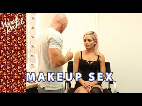 Porn Stars Apply Makeup To Porn Stars: Johnny Sins & Kissa Sins