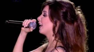 Nancy Ajram Ya TabTab Zouk Mikael Concert