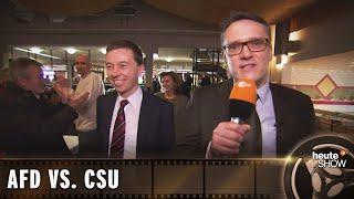 Wer sind die besseren Populisten? CSU gegen AfD im Markencheck
