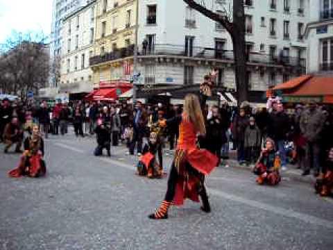 Carnaval de Paris II