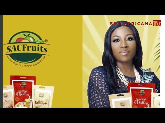 Afie Braimoh-Giwa founder SACFruits Interview on Bellafricana TV Episode 5