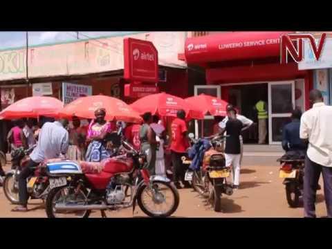 Hundreds try to beat sim card registration deadline in Luweero