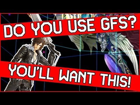 Look! Boost Compatibility With ALL GFs FAST! Final Fantasy 8 Remastered Guide