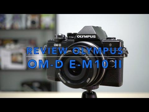 Tech Chill ตอนที่ 142 รีวิวกล้อง Olympus OM-D E-M10 II